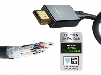Inakustik Star Ultra High Speed HDMI Kabel HDMI 2.1