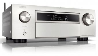 Denon AV Amplifier AVC-X 6700H Premium Silber