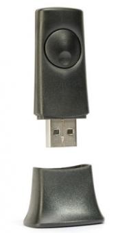 Cambridge Audio BT100 Bluetooth aptX Audio Receiver schwarz