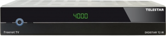 Telestar DIGISTAR T2 IR Receiver  DVB-T2 und DVB-C HDTV