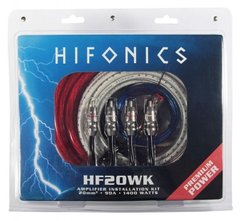HIFONICS Premium Kabelkit Anschluss-Set 20 mm²