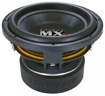 Hifonics MAXXIMUS MXS12D2 30cm Subwoofer