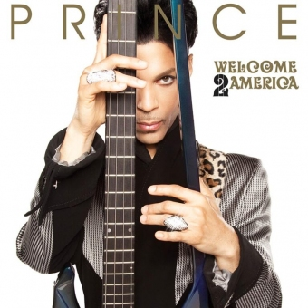 Prince Welcome 2 America (Deluxe Edition)2 LP / 1 CD / 1 Blu Ray