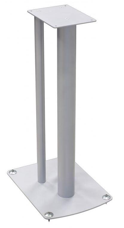 Audio Selection Lautsprecherständer G1 Silber Lautsprecherständer