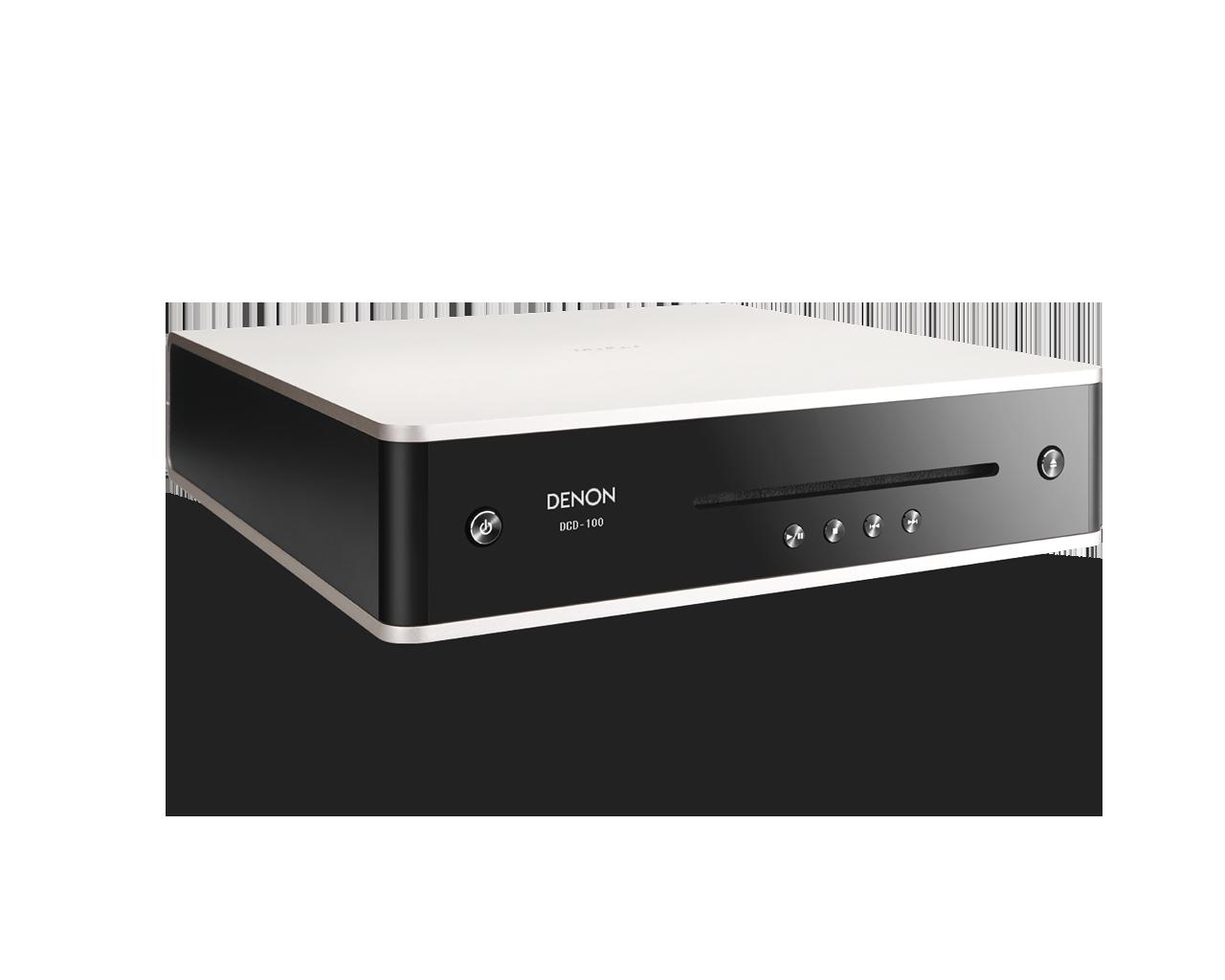 denon dcd 100 kompakter design cd player cd player 49 2942 9749810. Black Bedroom Furniture Sets. Home Design Ideas