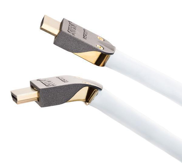 supra hdmi kabel 15m abnehmbarer stecker high speed with ethernet ebay. Black Bedroom Furniture Sets. Home Design Ideas