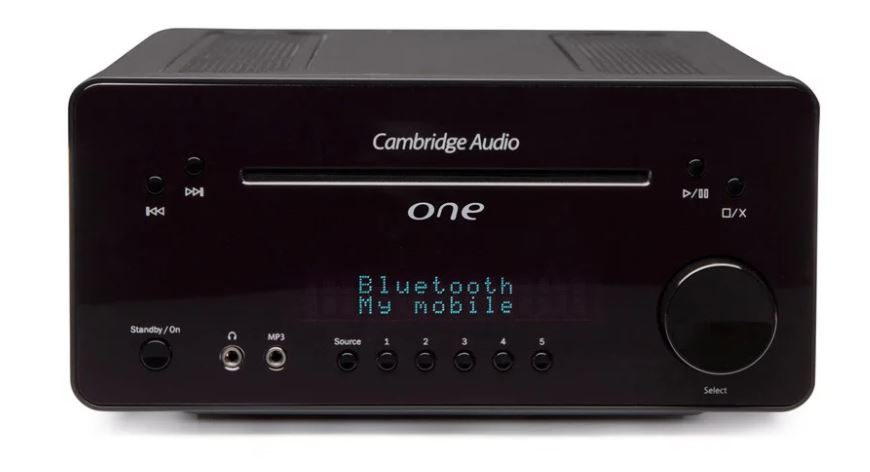 cambridge audio one receiver cd receiver. Black Bedroom Furniture Sets. Home Design Ideas