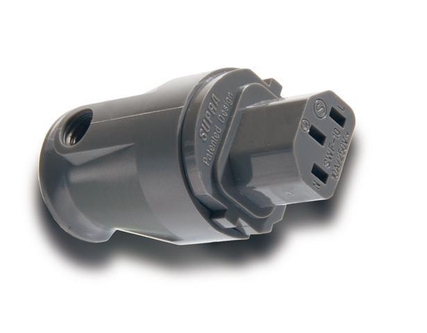 Supra Cables LoRad MKII 3G2.5-3x2.5mm² Netzkabel Meterware